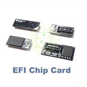 Rich results on Google's SERP when searching for 'EFI Chip Card'
