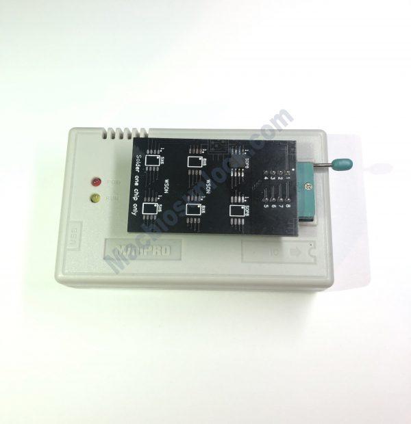WSON8 to DIP8 Programmer