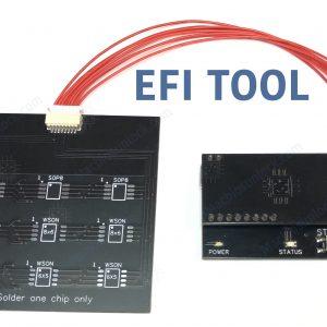 Unlock EFI Firmware Lock, iCloud Lock.
